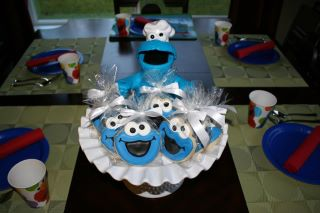 Cookie Monsters