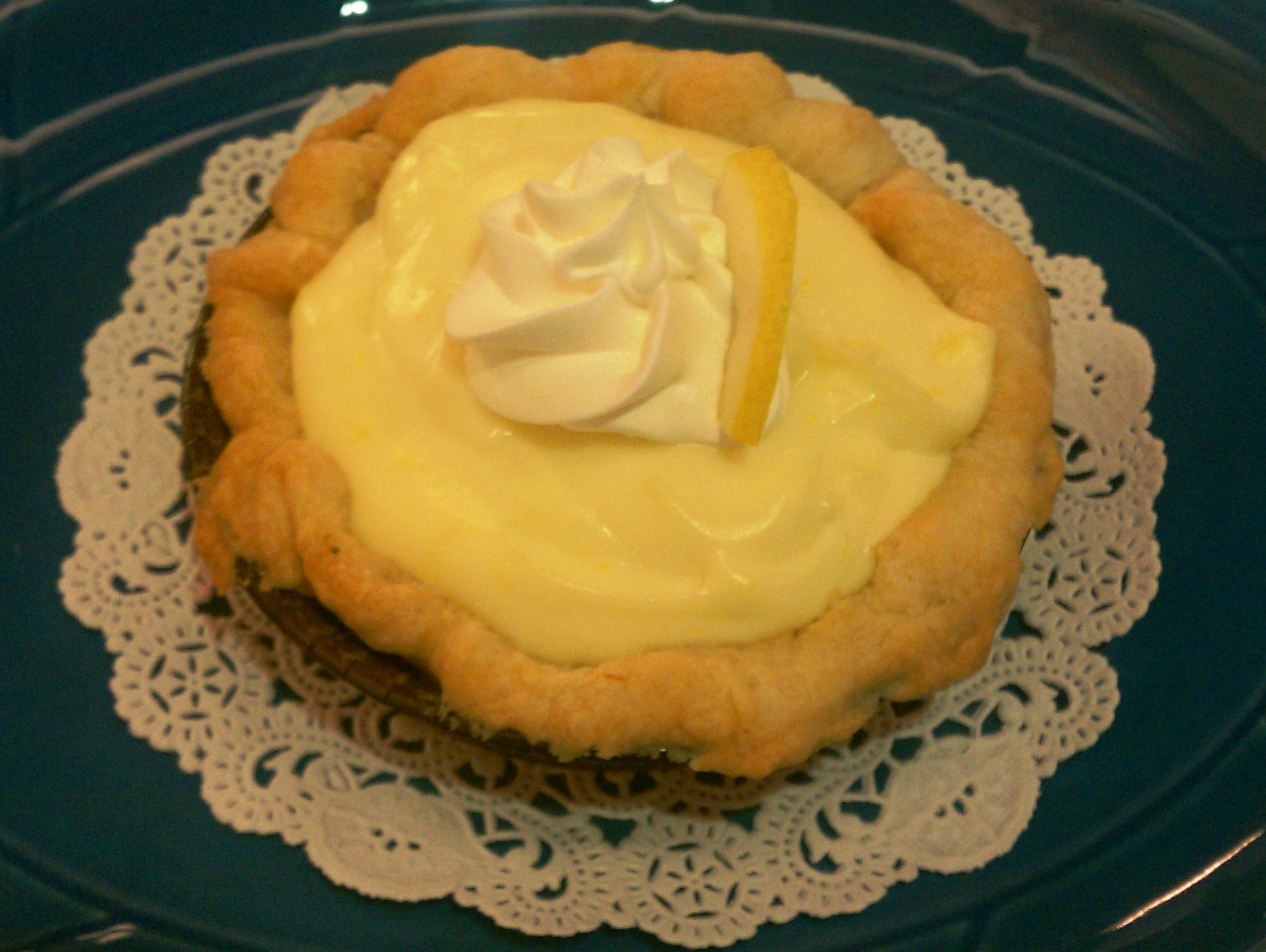 No one can resist our Deliciously Light Lemon Tartlets.