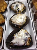Lemon Blueberry Scone Pastry Custom Orders at Sweet Themes Bakery