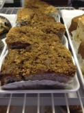 Cinnamon Coffee Cake Slice Pastry Custom Orders at Sweet Themes Bakery