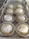 Russian Tea Cakes Custom Pastry Design at Sweet Themes Bakery Kent Washington