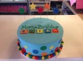 Birthday Cake Custom cake design Sweet Themes Bakery Kent Washington