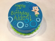 Bubble Guppies Custom Cake Design at Sweet Themes Bakery Kent Washington