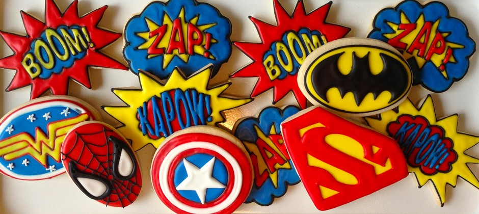 Super-Hero-Cookie-Assortment