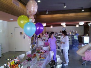Host your baby shower at Sweet Themes Bakery!