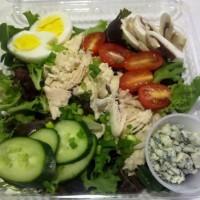 Fresh ingredients make this salad a customer favorite.