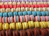 Macarons Custom Pastry Design at Sweet Themes Bakery Kent Washington