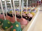 Cake Pops Custom Pastry Design at Sweet Themes Bakery Kent Washington