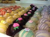 Cake Truffles Custom Pastry Design at Sweet Themes Bakery Kent Washington