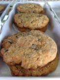 Chocolate Chunk Cookies Custom Pastry Design at Sweet Themes Bakery Kent Washington