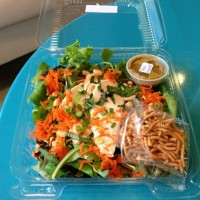 Our Thai Peanut Salad is another customer favorite.