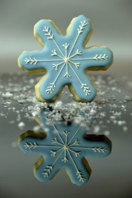 Snowflake Sugar Cookie