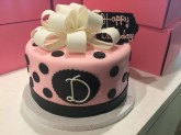 Bow Package Cake Custom cake design Sweet Themes Bakery Kent Washington