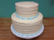 Birthday Shower Bridal Baby Custom Cake Design at Sweet Themes Bakery Kent Washington