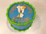 Bubble Guppie Birthday Custom Cake Design at Sweet Themes Bakery Kent Washington